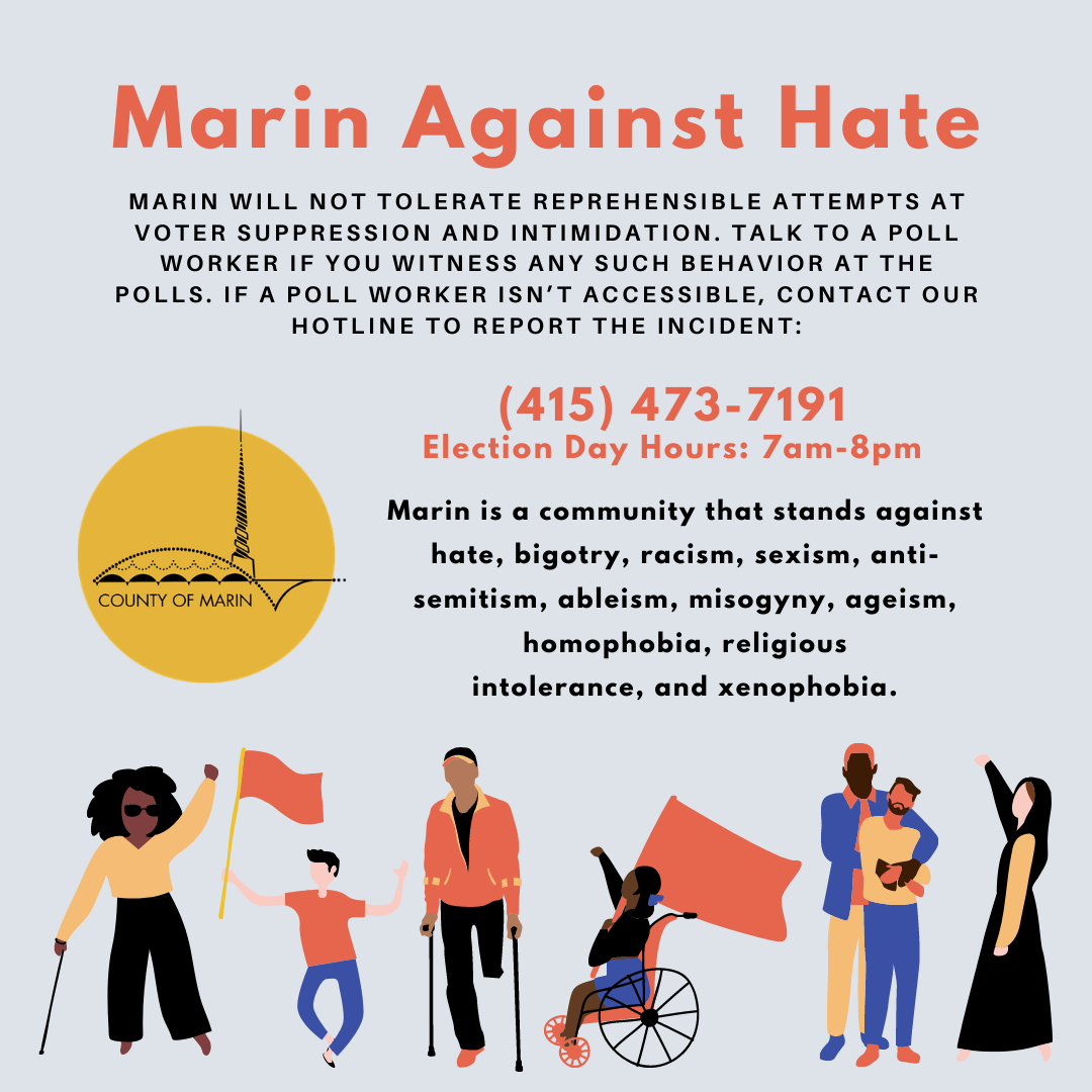 Marin Against Hate