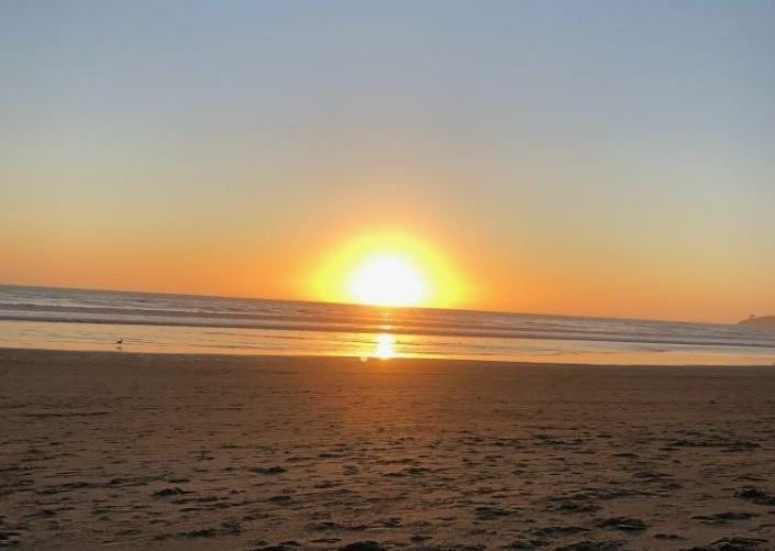 Sunset West Marin