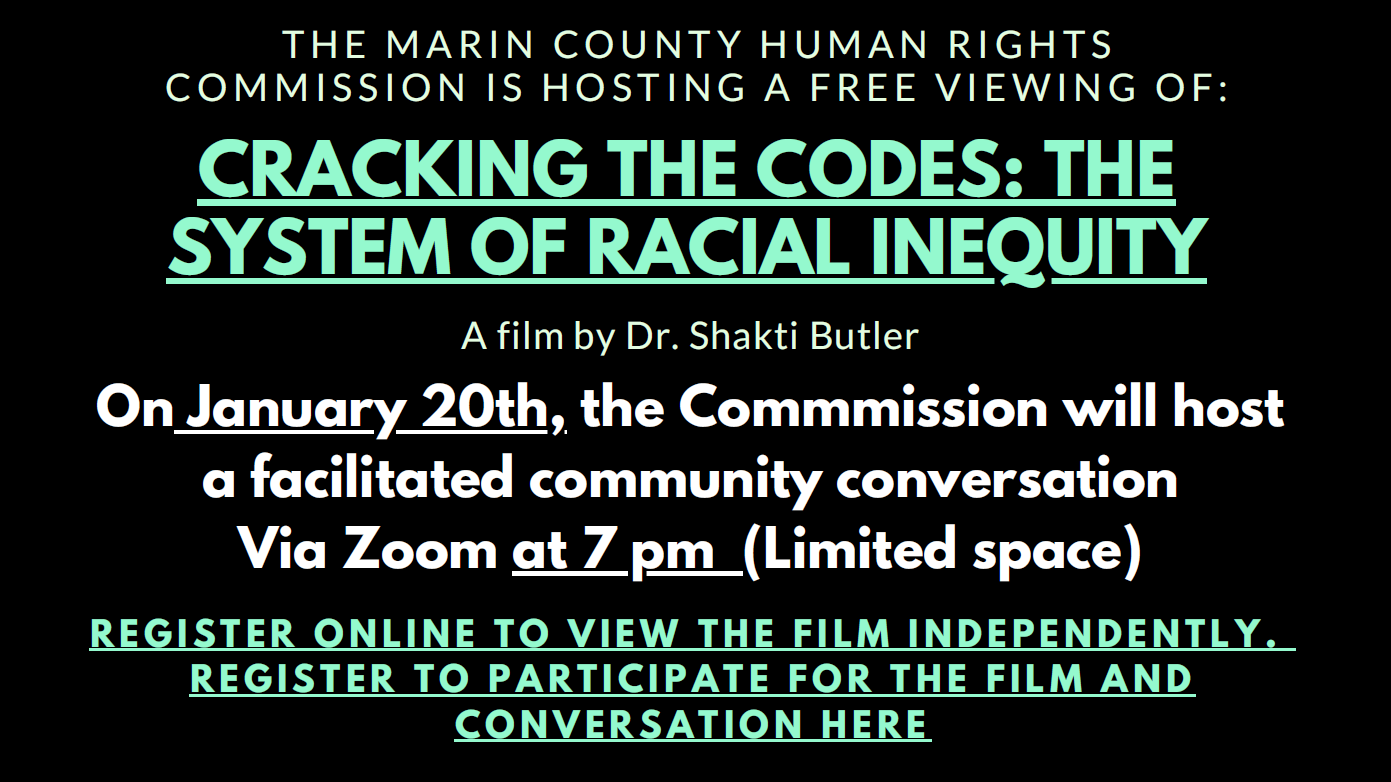 Human Rights Commission - Zoom Event
