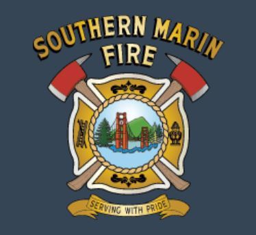 Southern Marin Fire District logo
