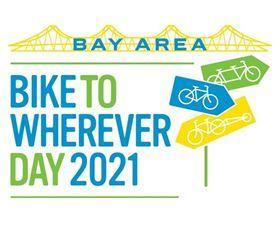 Bike to Wherever Day 2021 logo