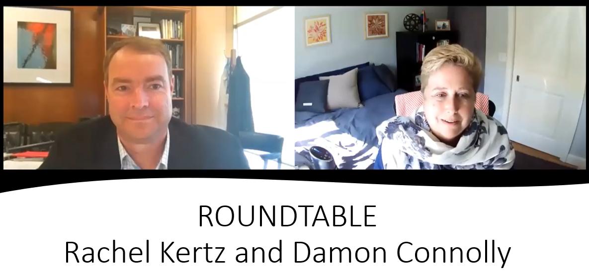 Roundtable with Rachel Kertz
