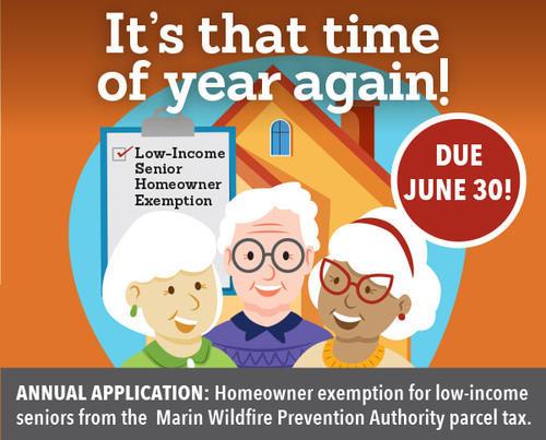 Low Income Senior Exemption