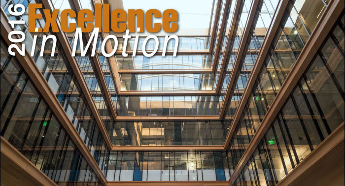2016 Excellence in Motion