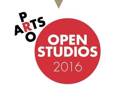 Pro Arts Open Studios Logo