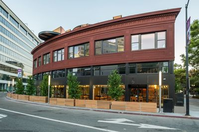 New Kapor Center for Technology and Social Impact building image