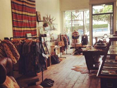 Interior shot of Owl n Wood