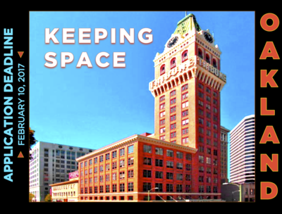 Upcoming workshop for Keeping Space affordable real estate for artists