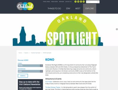 Oakland Spotlight