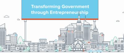 Startup in Residence program logo