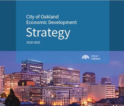 Economic Development Strategy Cover