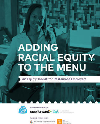 Restaurant equity toolkit cover
