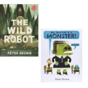 Peter Brown books