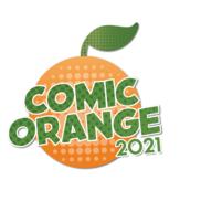 comic orange