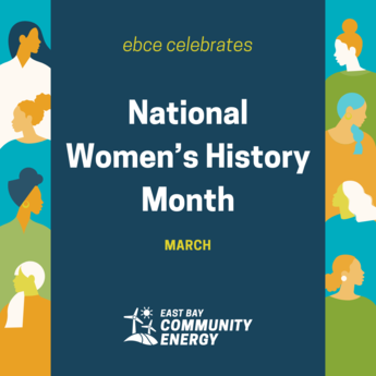 women's history month image