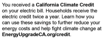 Climate Credit