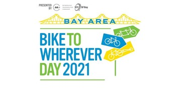 Bike to where ever day 2021