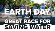 Earth Day and Great Race 2016