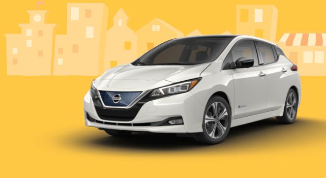 APPA Nissan LEAF Rebate