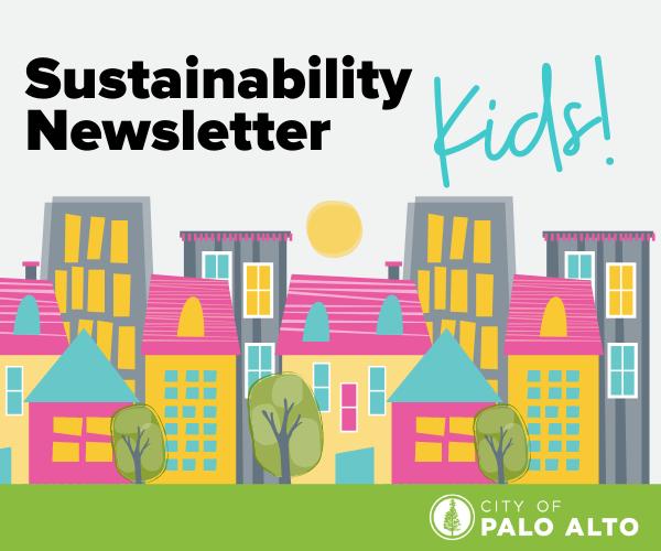 Sustainability Newsletter for Kids Header