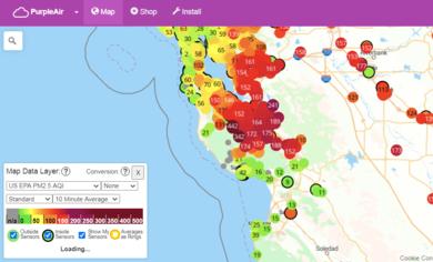 Air Quality Bay Area