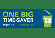 one big bin campaign
