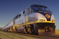 Commuter rail image.