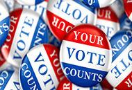 Voting image.