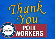 thank you poll workers