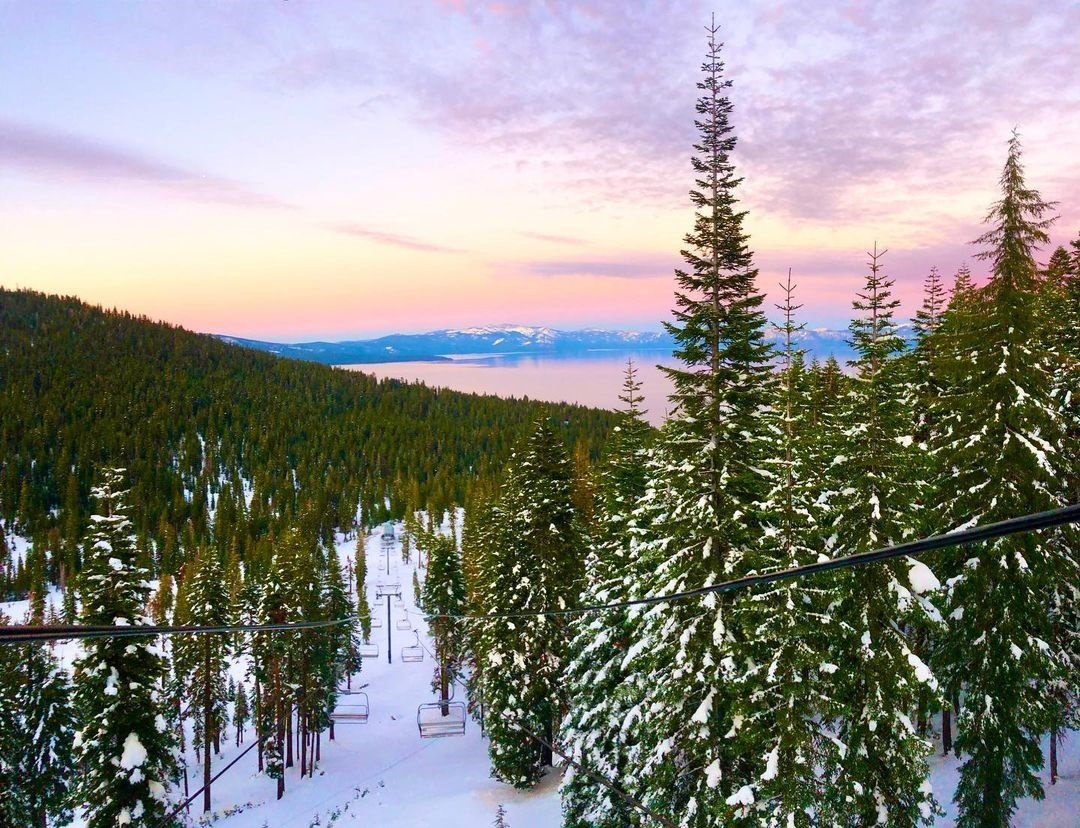 Picture of the week -- Lake Tahoe