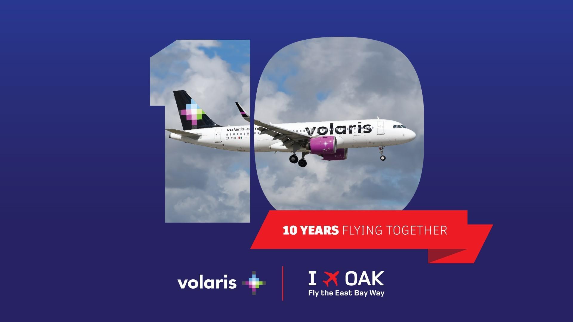 Volaris 10 Year