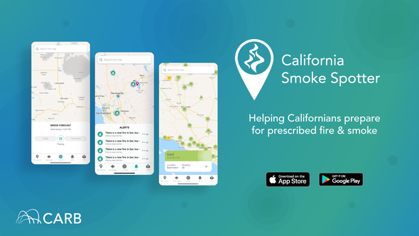California Smoke Spotter Launch