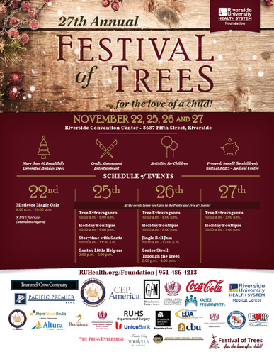 updated festival of trees