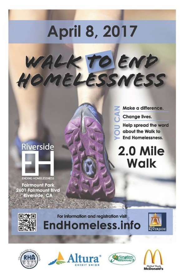 Walk Homelessness
