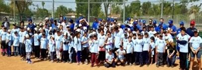 El Protector Baseball Clinic