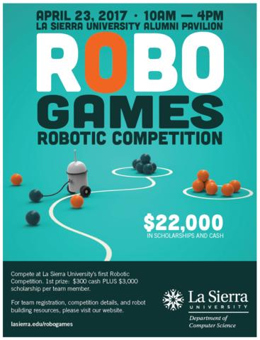Robo Games