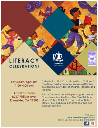 Literacy Celebration
