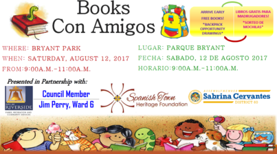 Books Con Amigos