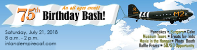 75th Birthday Bash