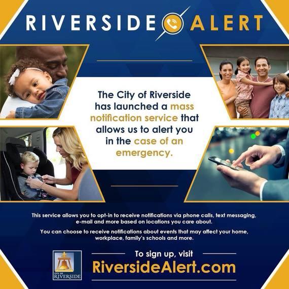 Riverside Alert