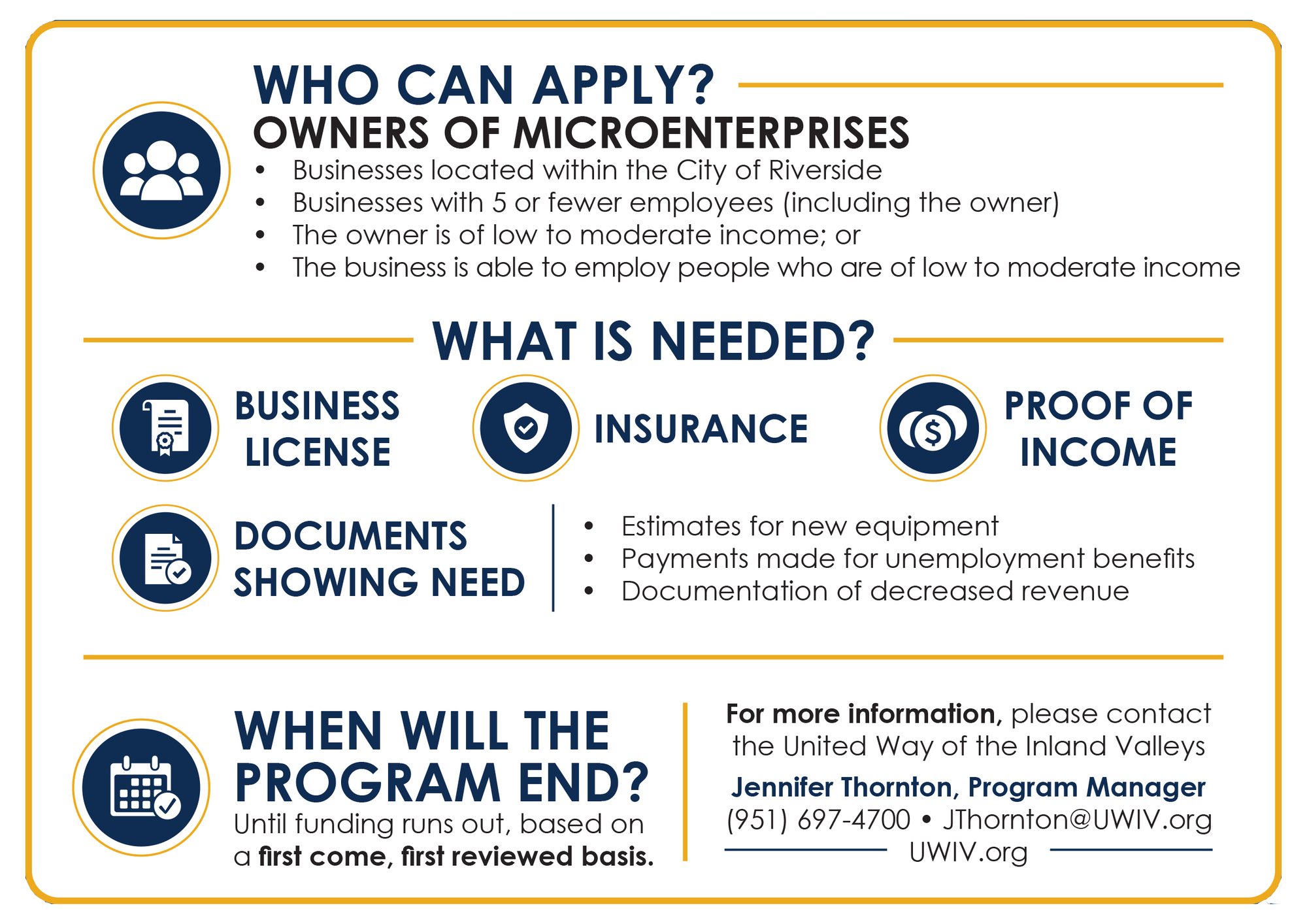 Click Here for Details About the Microgrant Program
