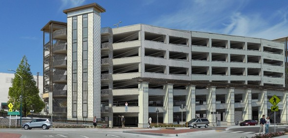 Oak Street Parking Facility