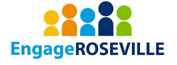 Engage Roseville Logo