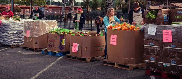 farmers market image placer food bank