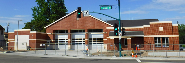 Fire Station 1, May 21, 2018