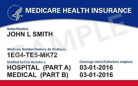 Midicare card