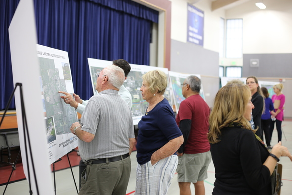 Dry Creek Greenway West Open House 2