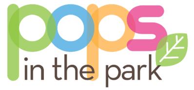 Pops in the Park logo