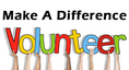 Make a Difference - Volunteer