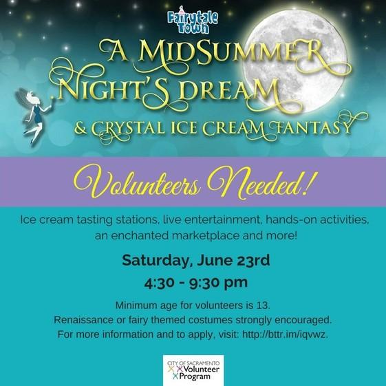 Fairytale Town A MidSummer Night's Dream